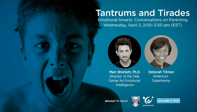 Google+ Parenting Hangout: Tantrums and Tirades 4/2 #ad